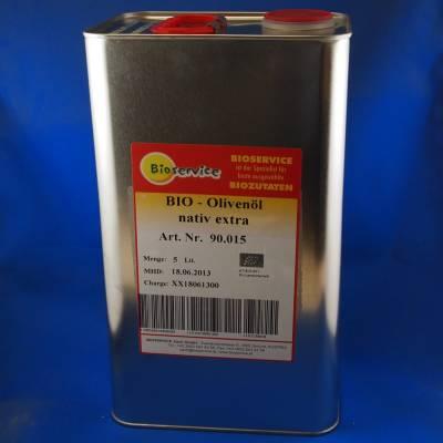 BIO-Olivenöl nativ extra
