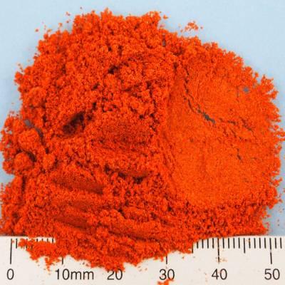 Organic sweet paprika powder