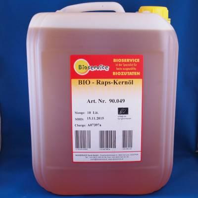 organic rape seed oil